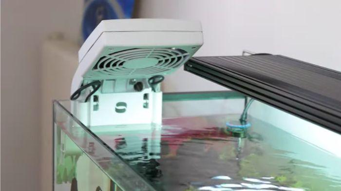 冷却ファンで水槽を冷やす場合の電気代