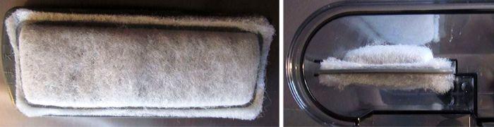 外掛け式フィルターは小型水槽であれば十分な濾過能力がある