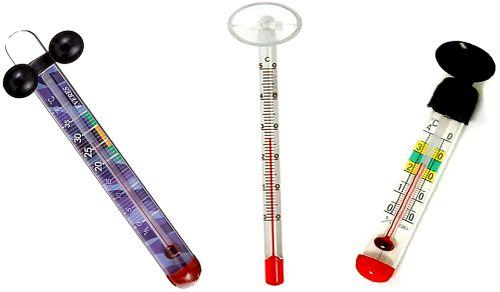 棒状水温計(ガラス棒水温計)の特徴